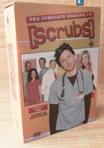 Scrubs Complete Season 1-8