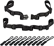 Backpack Chest Strap [2 Pack] Oziral Heavy Duty Adjustable Backpack Sternum Strap Chest Belt