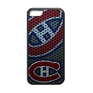 The NHL Montreal Canadiens Custom Cases For Iphone 5c Cover