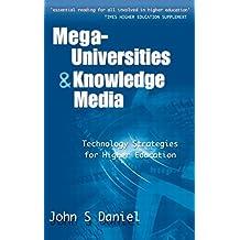 Mega-universities and Knowledge Media
