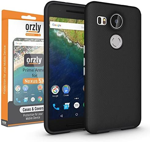 ORZLY®® - Prime Armour Case - Slim Funda para LG Nexus 5X ...
