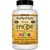 Healthy Origins EpiCor for Kids 125 mg, 150 Veggie Caps