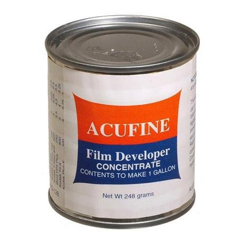 Acufine Black & White Film Developer Concentrate, Makes 1 Gal. of Stock Solution