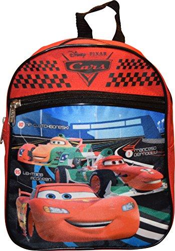 Cars Disney Pixar McQueen 10 Mini Backpack