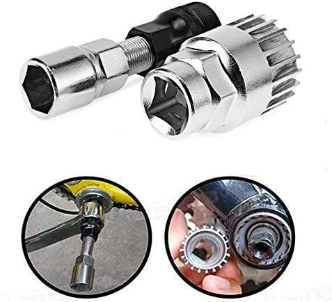 Bicycle Bike Crank Extractor Remover Bottom Bracket 20 Teeth Repair Tool  *sg