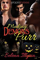 Making Demons Purr (Flushed and Fevered Book 2)