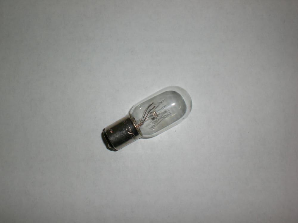 Kenmore 5240 Vacuum Light Bulb Genuine Original Equipment Manufacturer (OEM) Part for Kenmore, Whirlpool, U.S. Pressed Steel