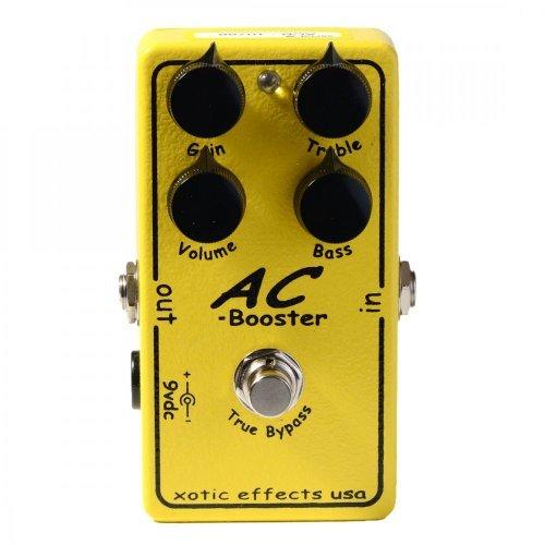 【 並行輸入品 】 Xotic Effects AC ブースターペダル   B00JEFDV5I