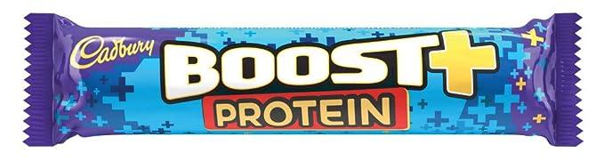 24 X Cadbury Boost Protein 49g Bars Amazoncouk Grocery