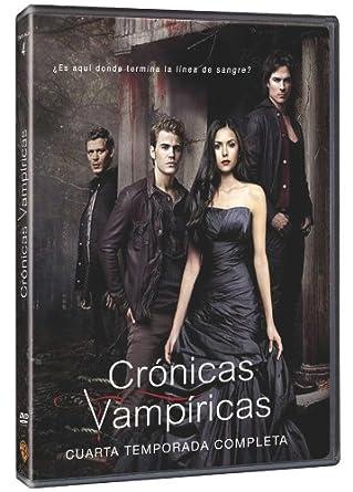 Cronicas Vampiricas Temporada 4 [DVD]: Amazon.es: Ian Somerhalder ...