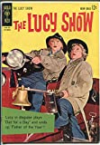 Lucy Show #2 1963-Gold Key-Vivian Vance-fire fighters-photo cover-TV series-FN