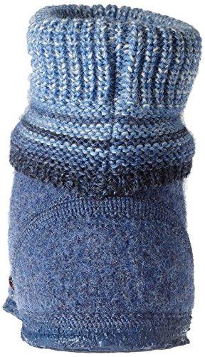 Versare Vino Unisex-adulto Baumkirchen Alta Pantofole Blu (capriblau)