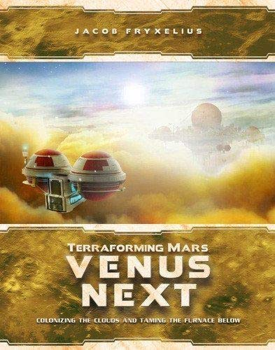 Stronghold Games Terraforming Mars Venus Next Board Games ()