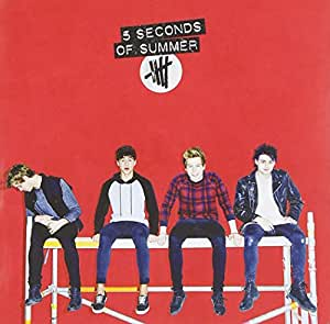 5 Seconds Of Summer (Deluxe) - Assorted Color Cover