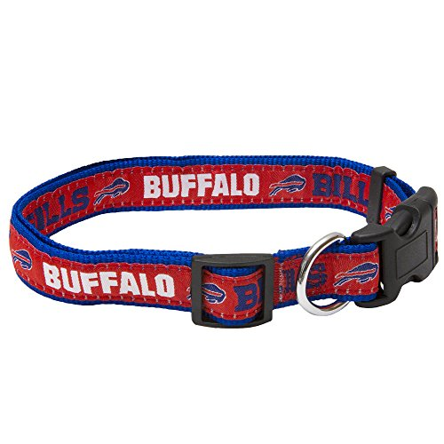 Pets First NFL Buffalo Bills Pet Collar, Large