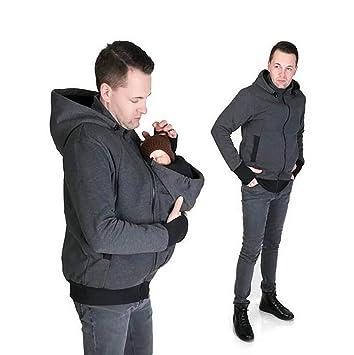 HhGold Känguru Baby Carrier Jacke Winter Schwangerschaft