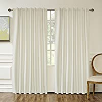 Lullabi Extreme BlackOut Window Curtain (Pack of 2 Panels)