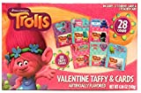 Trolls Valentine's Day Cards For School - Exchange Cards and Gifts for Kids in the Classroom (27)ct plus (1) Teacher Card