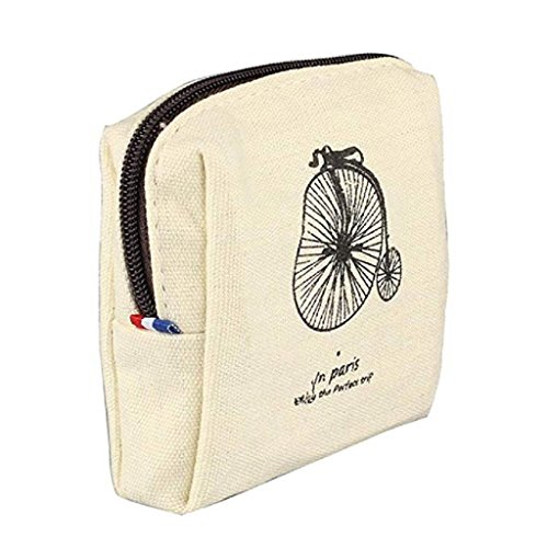 rolfs Mini Clutch Womens 2018 Purse Lady Beige Card wallet Handbags Retro Zipper Wallet Noopvan Wallet Holders Clearance n7q1wx6tI