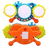 Kids-Drum-Set-KAWO-Kids-Beats-Flash-Light-Toy-Drum-Setwith-Adjustable-Sing-along-Microphone