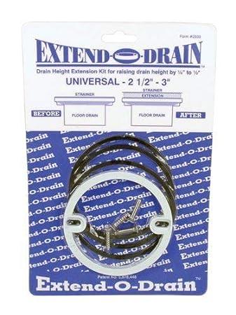 Amazoncom Extend O Drain 2 12 3 Universal Kit Home Improvement