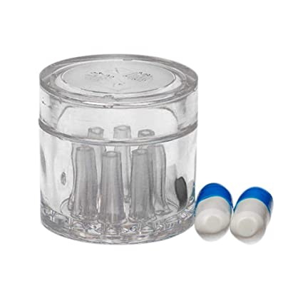 Herramienta de trampa planaria para acuario y acuario Colector de caracol de plástico, portátil y