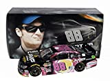 2X AUTOGRAPHED 2015 Dale Earnhardt Jr. & Greg Ives #88 AMP Energy PINK PASSION FRUIT (Hendrick Motorsports) Signed Lionel 1/24 NASCAR Diecast with COA (#1560 of only 1,717 produced!)