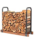 DOEWORKS Heavy Duty Firewood Racks Adjustable