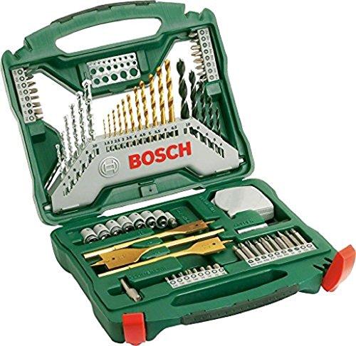 "Bosch 2607019329 Titanium-Set""X-Line"""