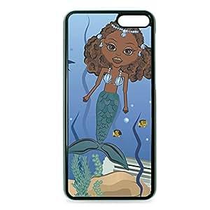Case Fun Case Fun Blue Mermaid Cartoon Snap-on Hard Back Case Cover for Amazon Fire Phone