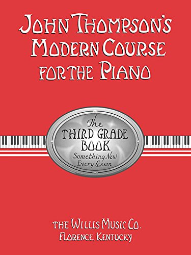 Price comparison product image John Thompson's Modern Course for the Piano - 3rd grade