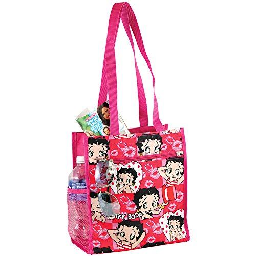 J Garden Betty Boop Tote Bag]()