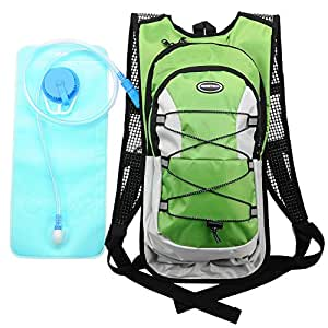 Amazon.com : MUSETECH Hydration Pack with 2L Backpack