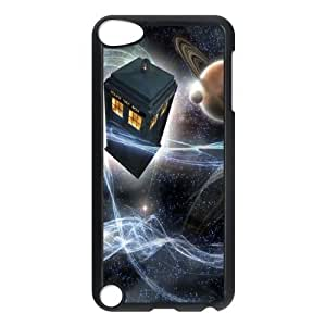 Customize Doctor Who Police Box Back Case for ipod Touch 5 JNIPOD5-1291