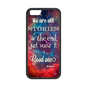 iPhone 6 Protective Case - Dr.Who Quotes Hardshell Cell Phone Cover Case for New iPhone 6