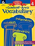 Getting to the Roots of Content-Area Vocabulary by Timothy Rasinski, Nancy Padak, Rick Newton, Evangeline Newto (2014) Perfect Paperback