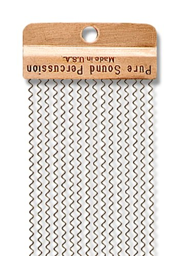 Vintage Snare Wires Series Drum (PureSound Vintage Series W.F. Ludwig 3 Screw Mounted Snare Wire, 16 Strand, 14 Inch)