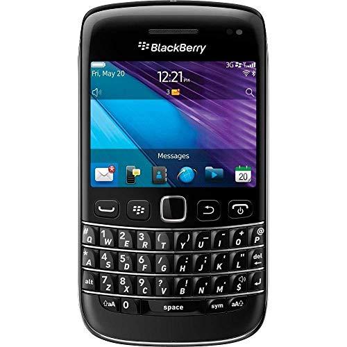 BlackBerry Bold 9790 GSM Unlocked Black - QWERTY Keypad - 8 GB (Manufacturer Refurbished from BlackBerry)