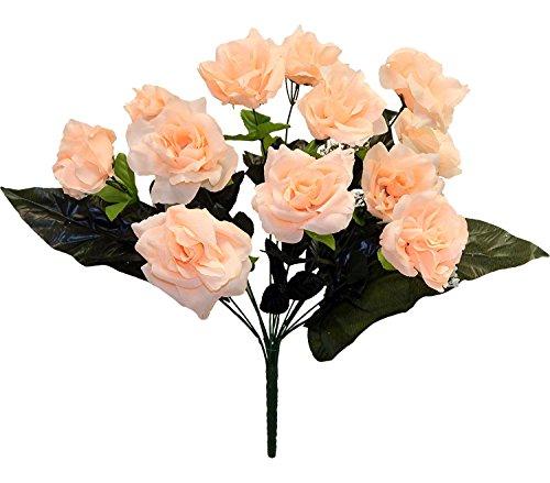 Artificial Fake Silk Daisy Flower Bouquet 1Bunch Green - 2