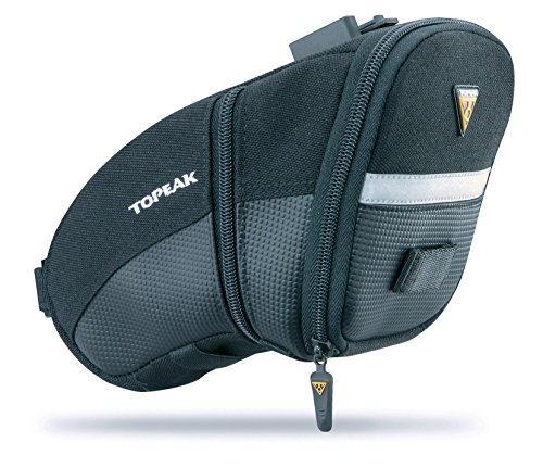 Topeak Aero Wedge Pack QuickClick Mounting One Color, L