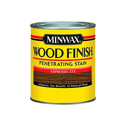 Minwax 700504444 Wood Finish Interior Penetrating Stain, Quart, ()
