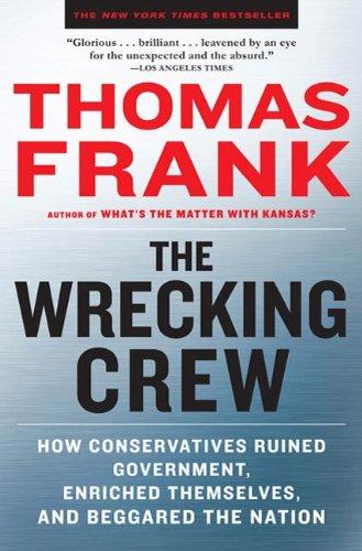 Buy wrecking crew book