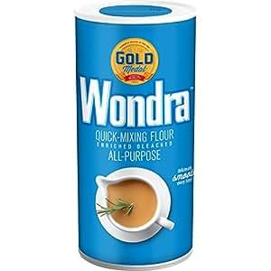 Amazon.com : Gold Medal Wondra Shaker flour, 13.5 oz
