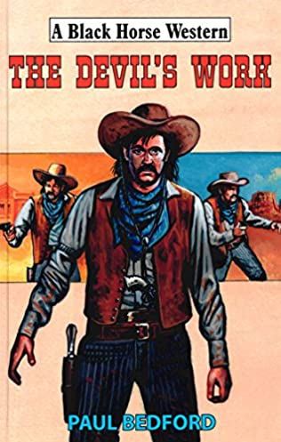 book cover of The Devil\'s Work