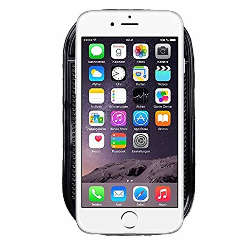 Ganvol Universal Air Vent soporte magnético para grandes teléfono móvil 87iPhone 6S 6Plus se 5s, Samsung S8Edge S7S6S5Neo Nota 854, Google Pixel, Huawei Mate 98Plus Lite, Honor P10P9P8, c Anti Rutsch Pad 2er SET