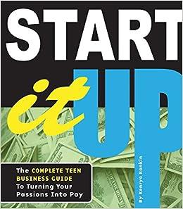 Words... super, start a business as a teen