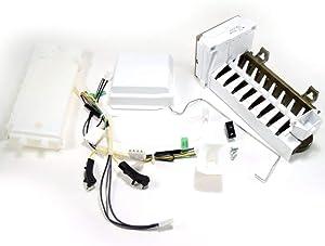 Whirlpool W10583817 Refrigerator Ice Maker Assembly Genuine Original Equipment Manufacturer (OEM) Part