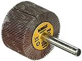 DEWALT DAFE1D2410 1 1/2-Inch by 1-Inch by 1/4-Inch HP 240g Flap Wheel