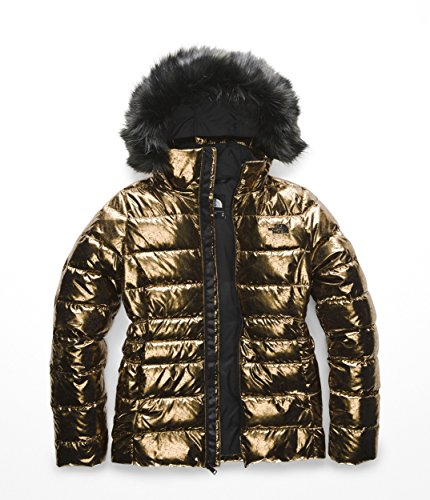 The North Face Women's Gotham Jacket II - Metallic Copper - S
