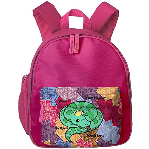 Price comparison product image Ball Python Girl Pocket For School